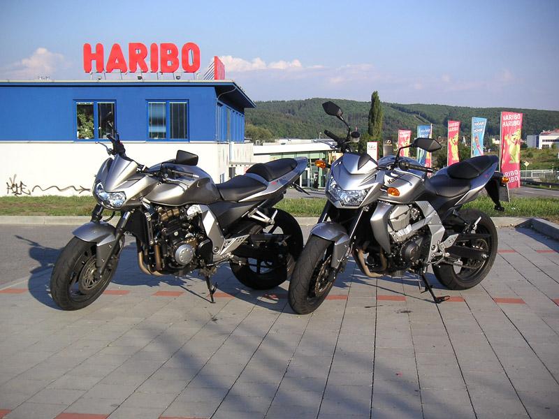 Test - Kawasaki Z750: je to rošťák: - fotka 20