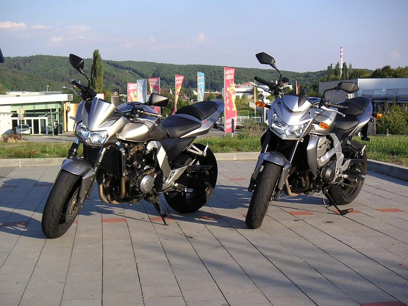Test - Kawasaki Z750: je to rošťák: - fotka 22