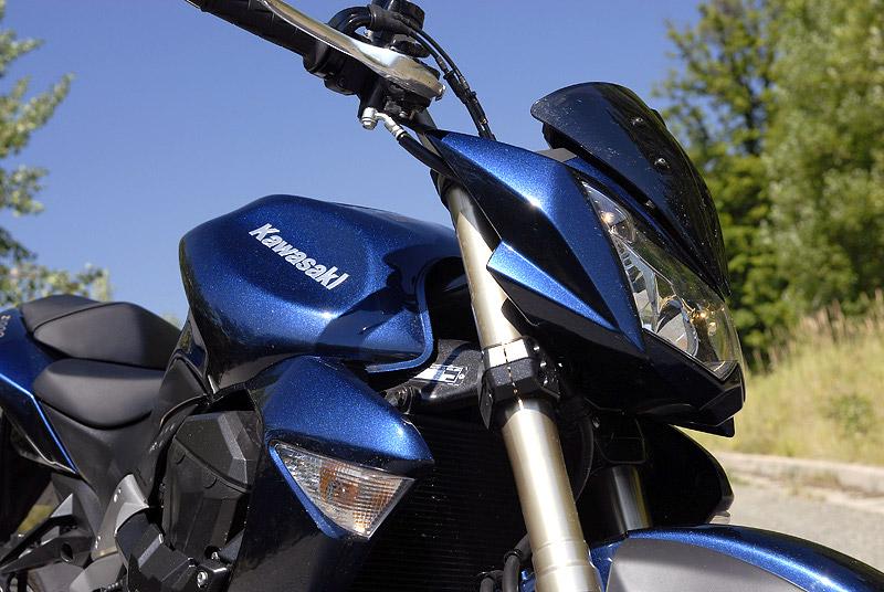 Test - Kawasaki Z1000: klidný svalovec: - fotka 26