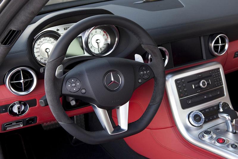 Mercedes-Benz SLS AMG Black Edition: matná čerň od Kicherer: - fotka 1