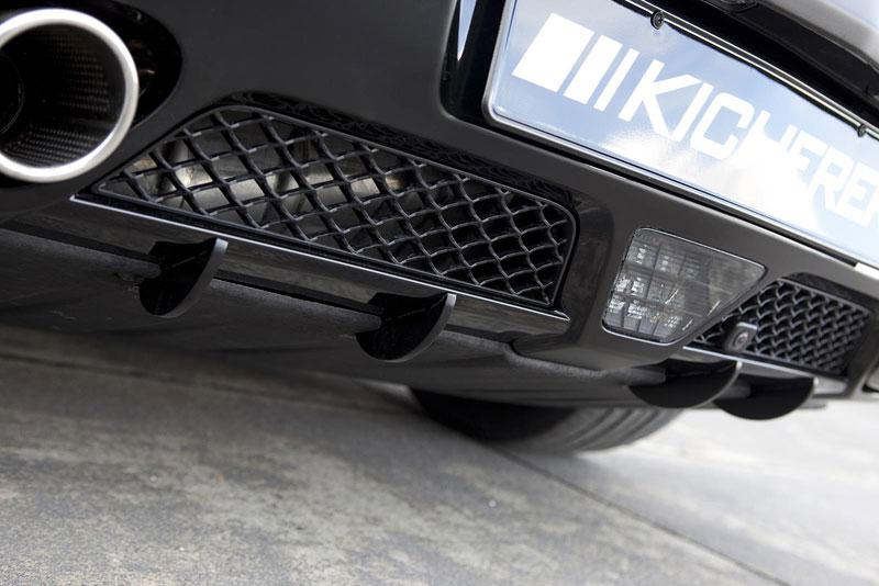 Mercedes-Benz SLS AMG Black Edition: matná čerň od Kicherer: - fotka 10