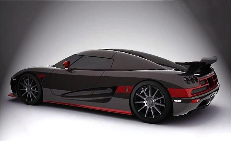 Koenigsegg: velká fotogalerie: - fotka 2