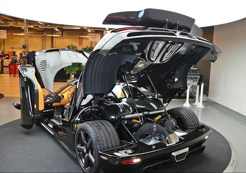 Poslední Koenigsegg Agera R je na prodej, stojí 52 milionů korun: - fotka 9