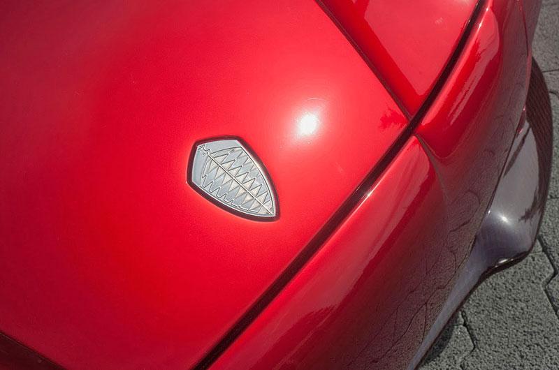 Koenigsegg Agera R s koly ADV.1: Čtyřicet paprsků pro rudého Seveřana: - fotka 22