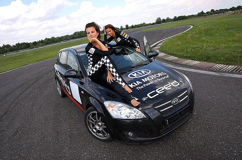 Kia Cee´d Cup: Vydělej si jako závodník: - fotka 2