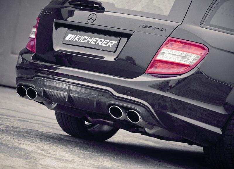 Kicherer poladil Mercedes-Benz C63 AMG kombi: - fotka 7