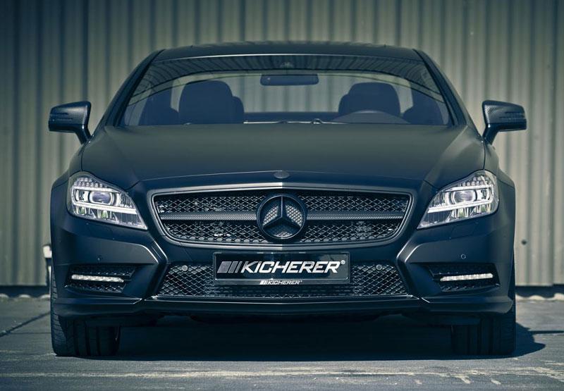 Kicherer CLS 500 Edition Black: Matně černé koně navíc: - fotka 2