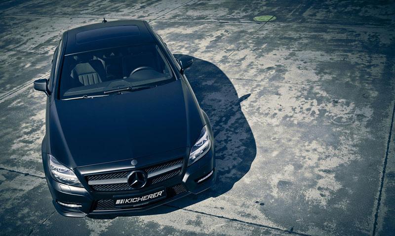 Kicherer CLS 500 Edition Black: Matně černé koně navíc: - fotka 3