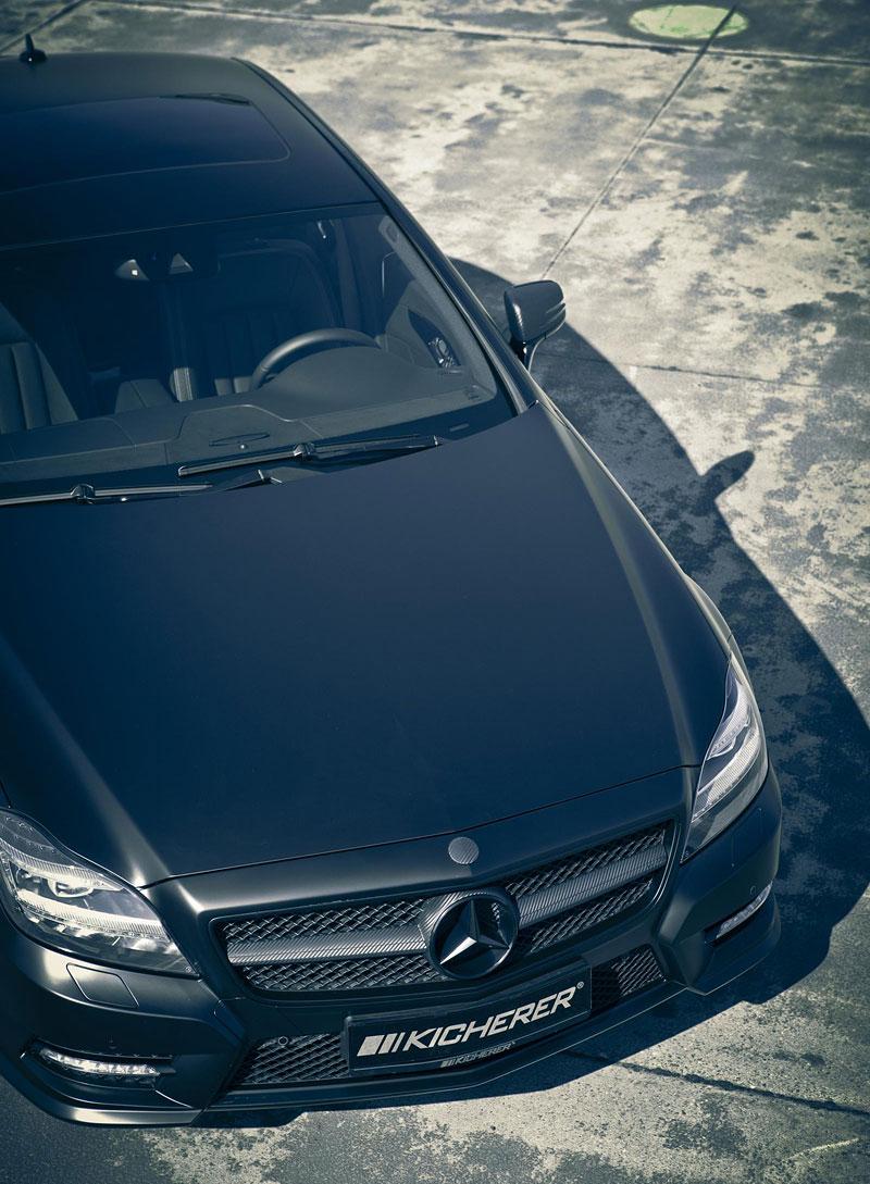 Kicherer CLS 500 Edition Black: Matně černé koně navíc: - fotka 6
