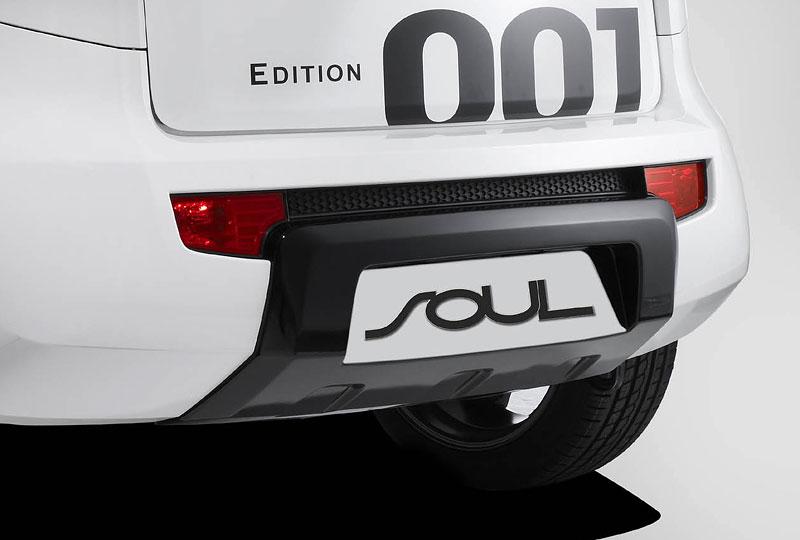 Kia Soul Edition Irmscher 001: specialita pro Německo: - fotka 5