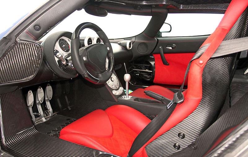 Koenigsegg: velká fotogalerie: - fotka 6