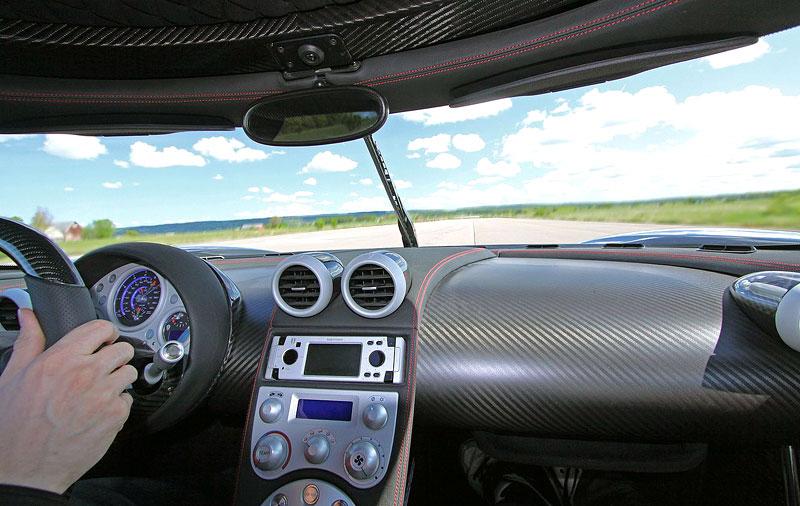 Koenigsegg: velká fotogalerie: - fotka 7