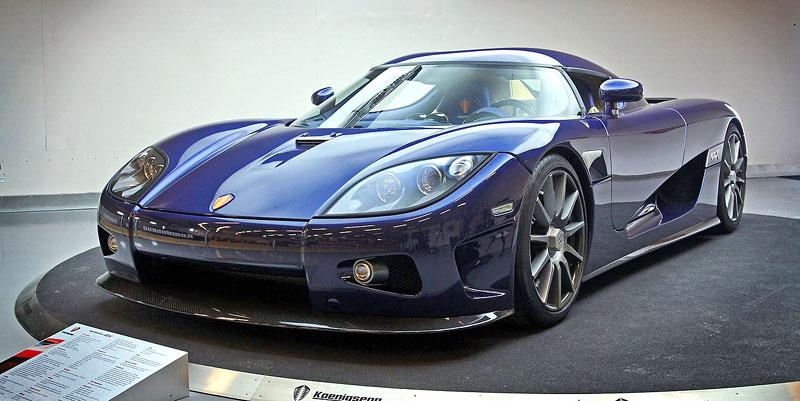 Koenigsegg: velká fotogalerie: - fotka 9