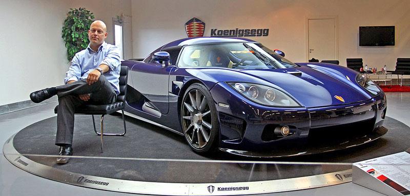 Koenigsegg: velká fotogalerie: - fotka 10