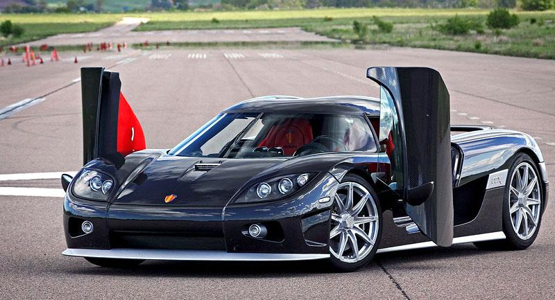 Koenigsegg: velká fotogalerie: - fotka 11