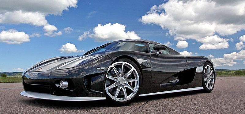 Koenigsegg: velká fotogalerie: - fotka 13
