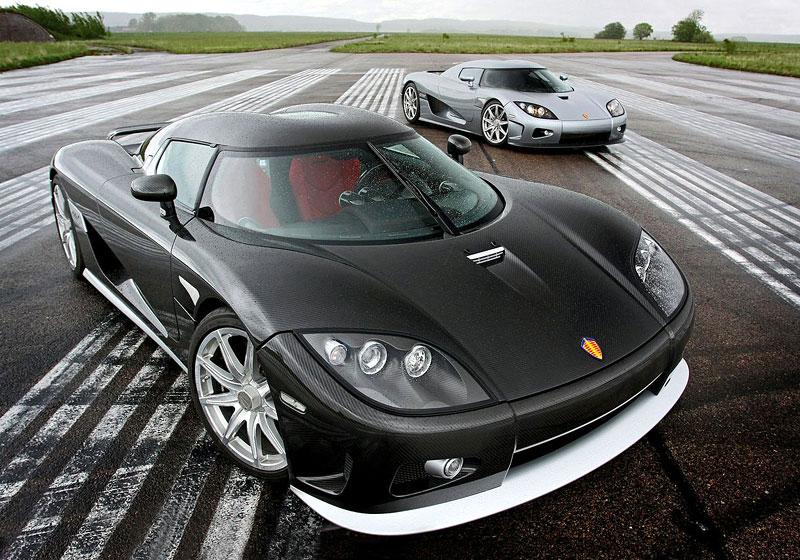 Koenigsegg: velká fotogalerie: - fotka 17