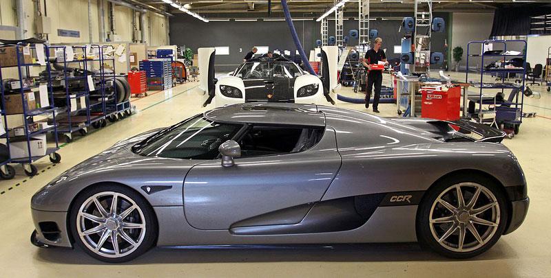 Koenigsegg: velká fotogalerie: - fotka 18