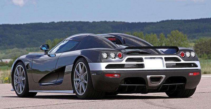 Koenigsegg: velká fotogalerie: - fotka 20