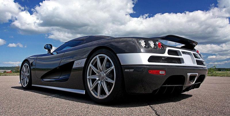 Koenigsegg: velká fotogalerie: - fotka 23