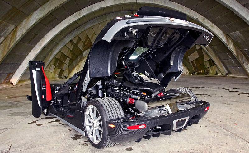 Koenigsegg: velká fotogalerie: - fotka 24