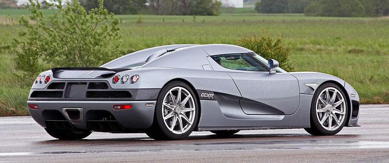 Koenigsegg: velká fotogalerie: - fotka 25