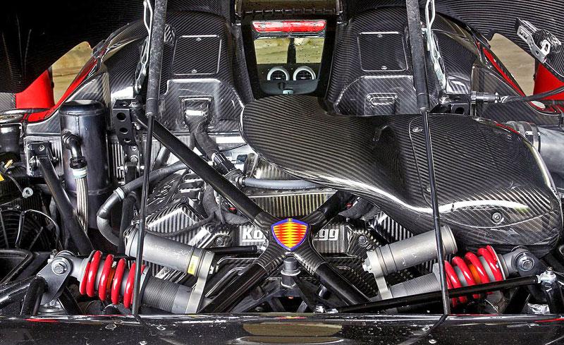 Koenigsegg: velká fotogalerie: - fotka 28