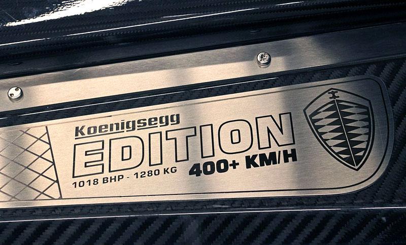 Koenigsegg: velká fotogalerie: - fotka 29