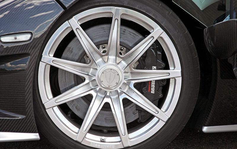 Koenigsegg: velká fotogalerie: - fotka 30
