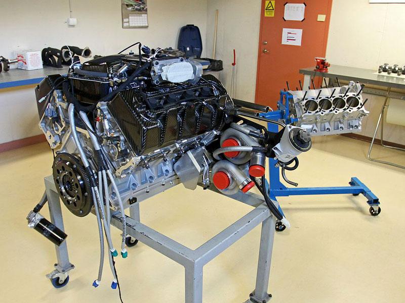 Koenigsegg: velká fotogalerie: - fotka 35