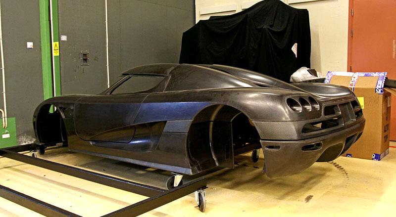 Koenigsegg: velká fotogalerie: - fotka 37