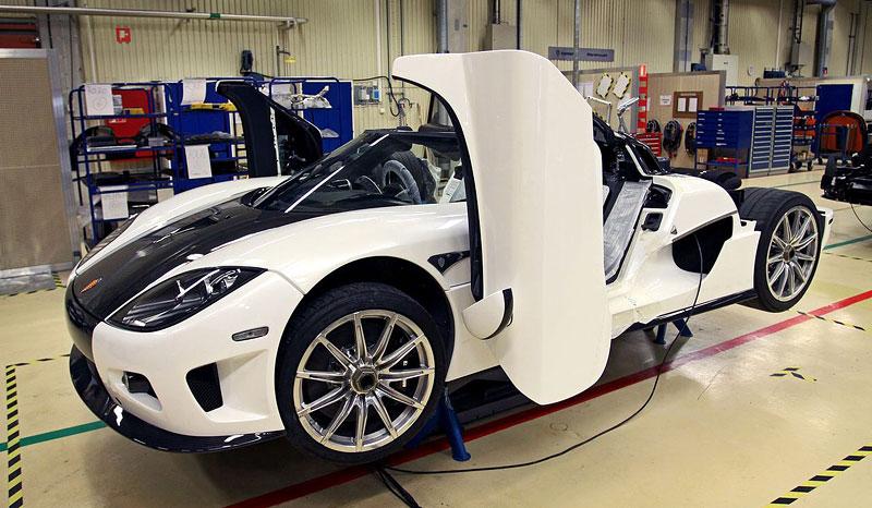 Koenigsegg: velká fotogalerie: - fotka 38