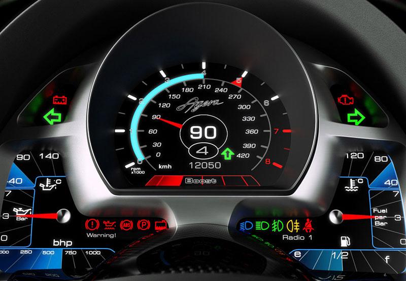 Koenigsegg Agera: další adept na rychlostní rekord?: - fotka 1