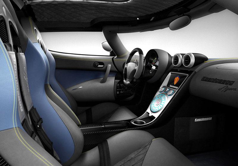 Koenigsegg Agera: další adept na rychlostní rekord?: - fotka 2
