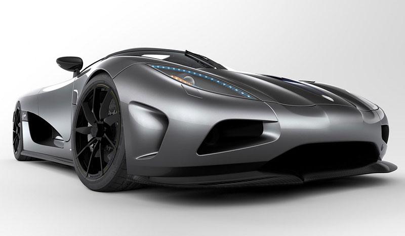 Koenigsegg Agera: další adept na rychlostní rekord?: - fotka 6