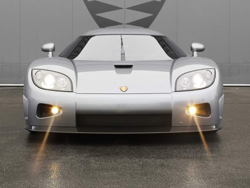 Koenigsegg: velká fotogalerie: - fotka 40