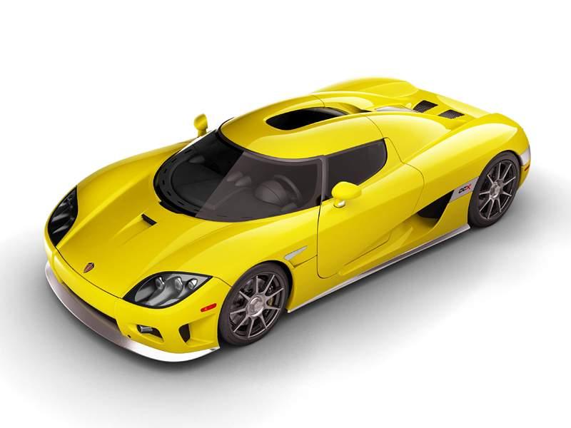 Koenigsegg: velká fotogalerie: - fotka 41