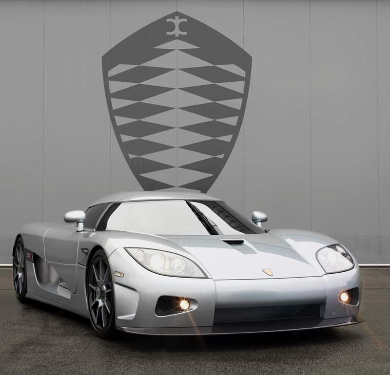 Koenigsegg: velká fotogalerie: - fotka 42