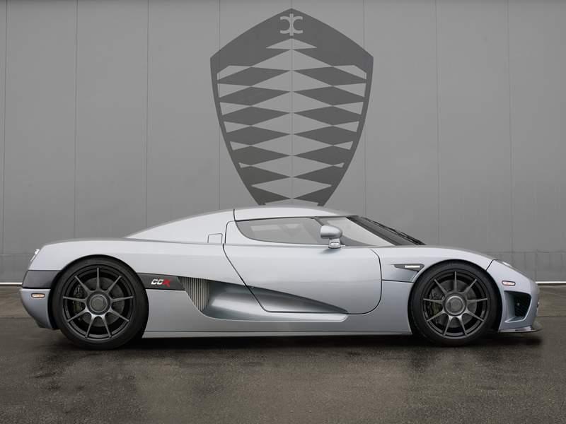 Koenigsegg: velká fotogalerie: - fotka 44