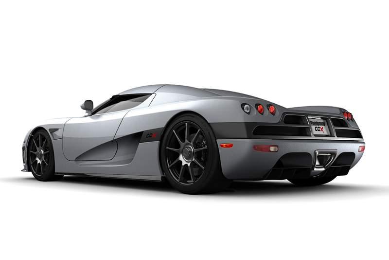 Koenigsegg připravuje čtyřdveřový model: - fotka 6