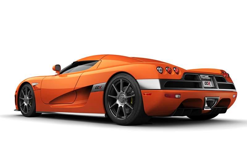 Koenigsegg: velká fotogalerie: - fotka 46