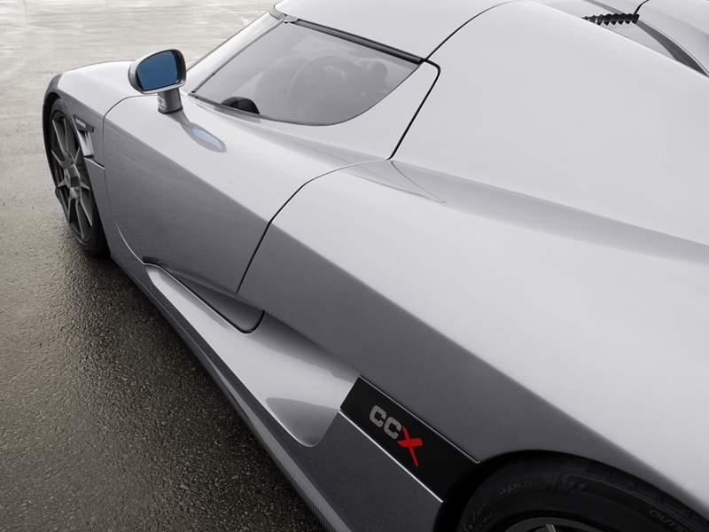 Koenigsegg připravuje čtyřdveřový model: - fotka 16