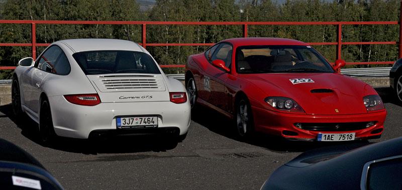 Klub sportovních aut, Most 28. září: velká fotogalerie: - fotka 18