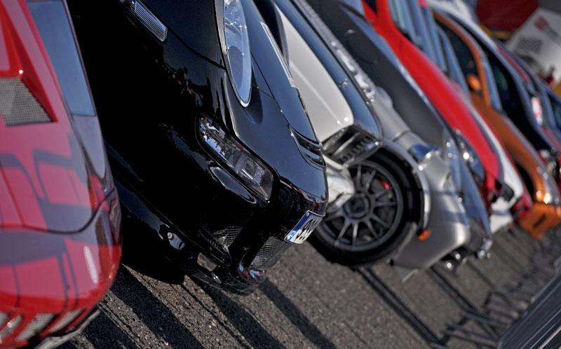 Klub sportovních aut, Most 28. září: velká fotogalerie: - fotka 23