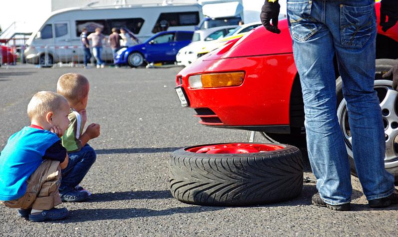 Klub sportovních aut: pozvánka na jarní mezinárodní setkání v Brně: - fotka 35