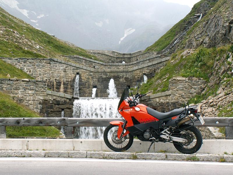 Test - KTM 990 Adventure ABS (1. část): - fotka 10