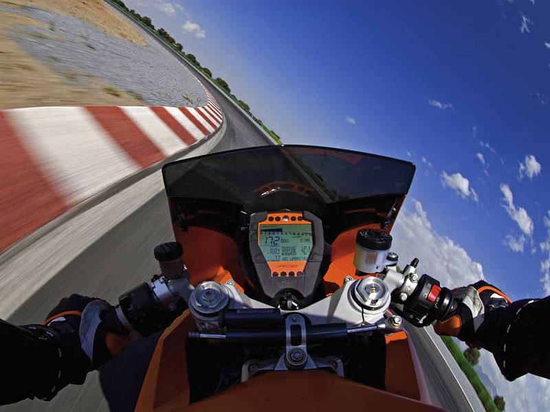 KTM RC8: první oranžový supersport (+video): - fotka 1