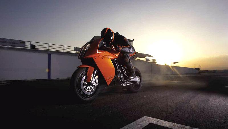 KTM RC8: první oranžový supersport (+video): - fotka 9