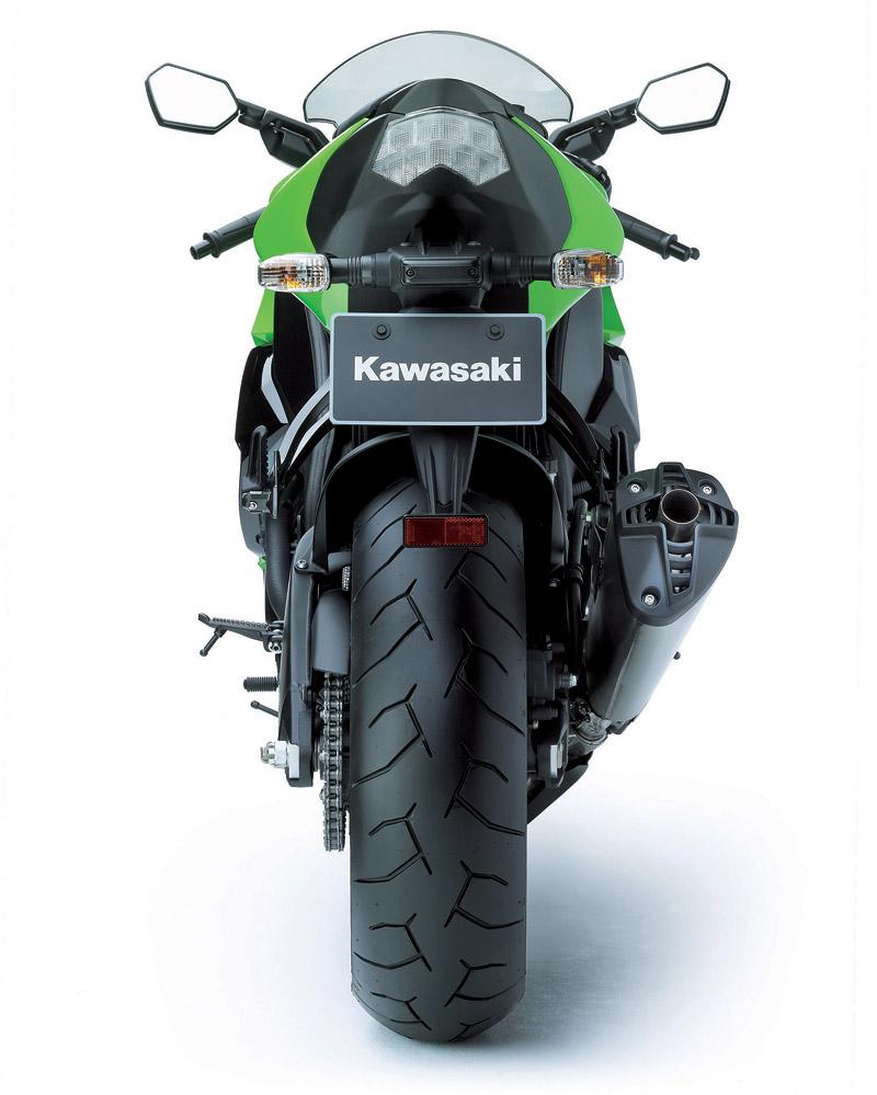 Kawasaki ZX-10R Ninja 2008 má 200 koní! (představení): - fotka 17
