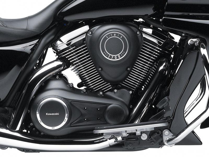 Kawasaki Classics 2011 - W800 a VN1700 Custom: - fotka 12